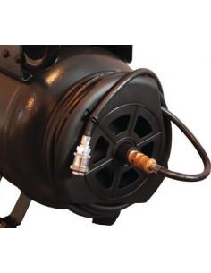 Bęben z wężem pneumatycznym KIT 24-200 L