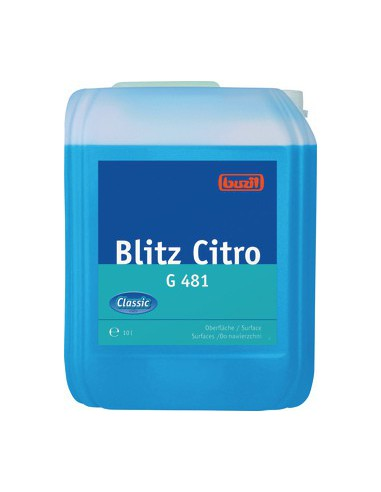 Alkohol do czyszczenia Blitz Citro G 481