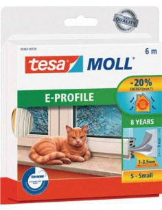 Samoprzylepna uszczelka do okien / drzwi tesamoll®