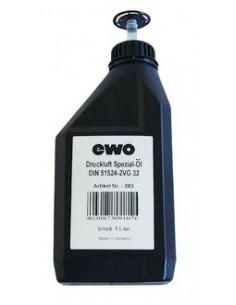 Specjalny olej do instalacji sprężonego powietrza