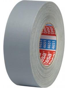 Taśma z tkaniny z folią tesaband® Premium 4651